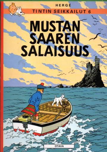 Tintin seikkailut 6 - Mustan saaren salaisuus