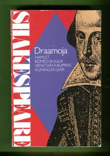Draamoja - Hamlet, Romeo ja Julia, Venetian kauppias & Kuningas Lear
