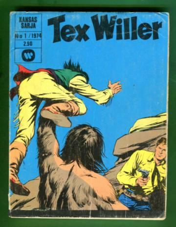 Tex Willer 1/74