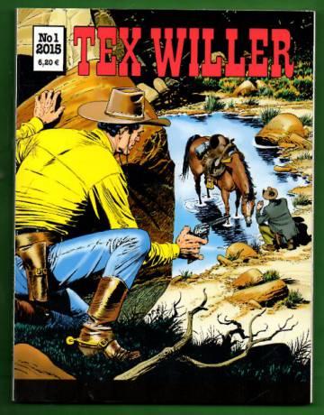Tex Willer 1/15