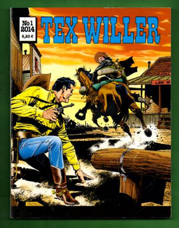 Tex Willer 1/14