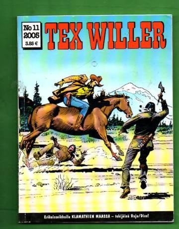 Tex Willer 11/05