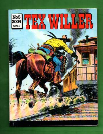Tex Willer 5/04
