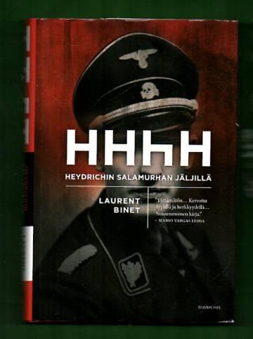 HHhH - Heydrichin salamurhan jäljellä