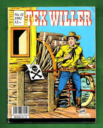Tex Willer 11/91