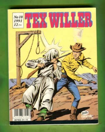 Tex Willer 10/91