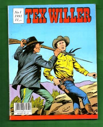 Tex Willer 1/91