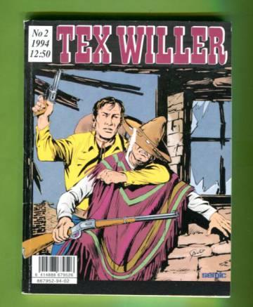 Tex Willer 2/94