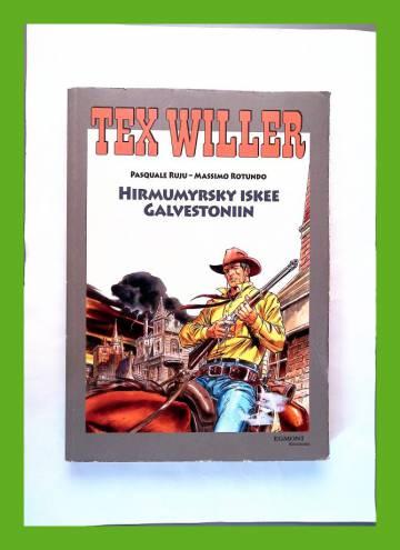 Tex Willer -suuralbumi 32 - Hirmumyrsky iskee Galvestoniin