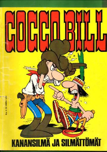 Cocco Bill 5 - Kanansilmä ja silmättömät
