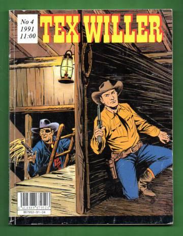 Tex Willer 4/91