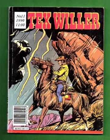 Tex Willer 11/90
