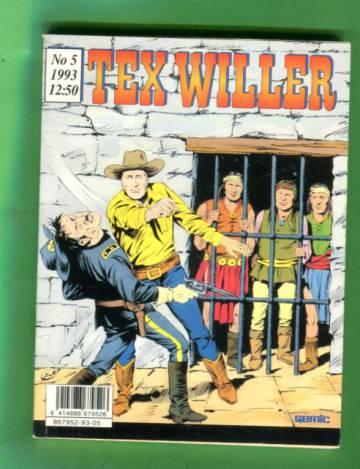 Tex Willer 5/93
