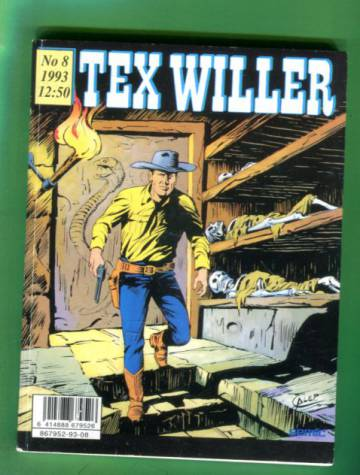 Tex Willer 8/93