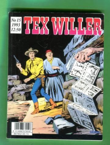 Tex Willer 15/93