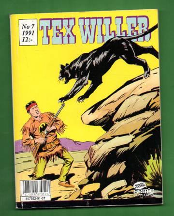 Tex Willer 7/91