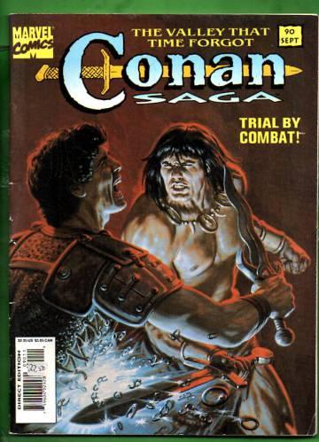 Conan Saga Vol. 1 #90 Sep 94
