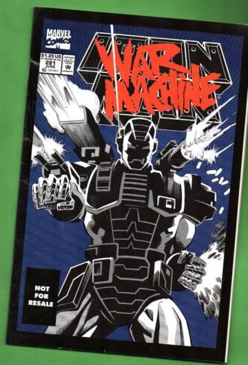 Iron Man #281 / Nov 04