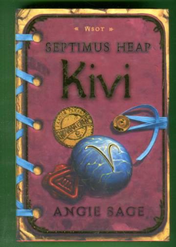 Septimus Heap 4 - Kivi