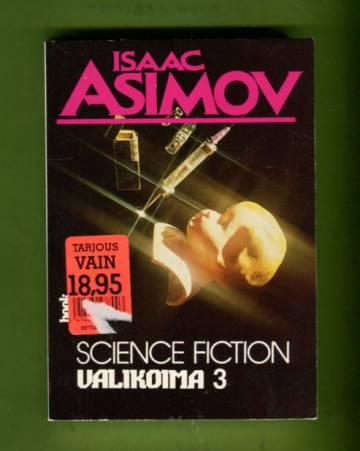 Isaac Asimovin science fiction -valikoima 3
