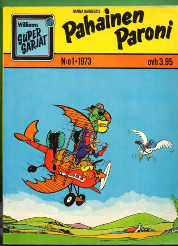Williams Super-sarjat 1/73 - Pahainen paroni