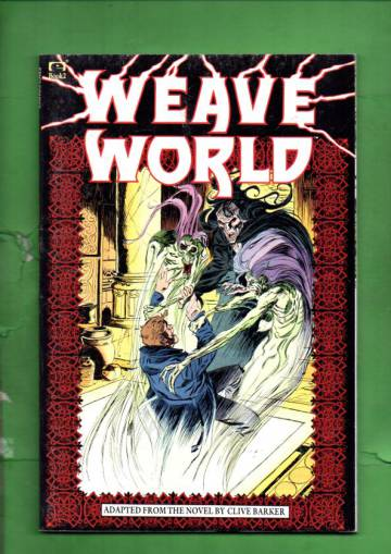 Weaveworld Vol. 1 #2 Jan 92