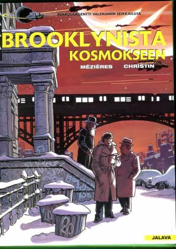Avaruusagentti Valerianin seikkailuja - Brooklynista kosmokseen
