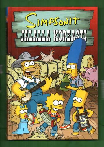 Simpsonit -Jalalla koreasti