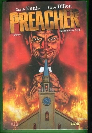 Preacher - Deluxe: Ensimmäinen kirja