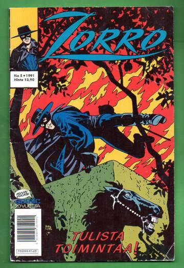 Zorro 5/91
