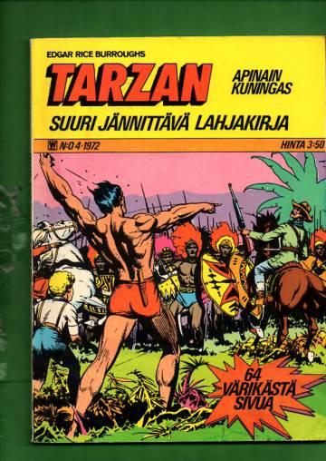 Tarzan - Suuri erikoisnumero 4/72