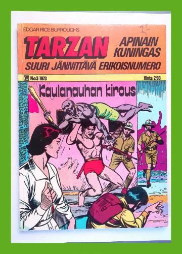 Tarzan - Suuri erikoisnumero 3/73