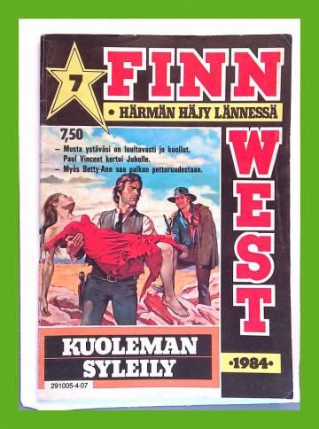 Finnwest 7/84 - Kuoleman syleily