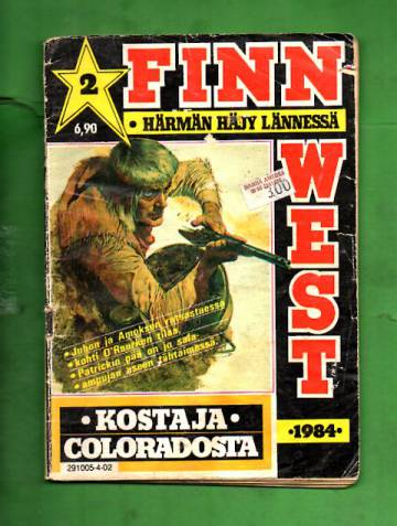 Finn West 2/84 - Kostaja Coloradosta