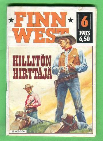 Finnwest 6/83 - Hillitön hirttäjä
