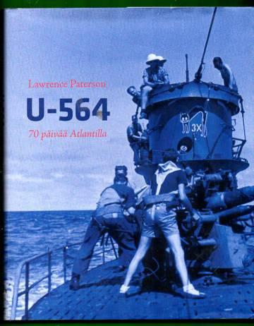 U-564 - 70 päivää Atlantilla