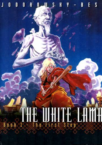 The White Lama Book 1: The First Step