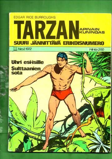 Tarzan - Suuri erikoisnumero 2/72