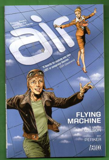 Air 2 - Flying Machine