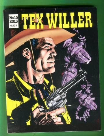 Tex Willer 10/15