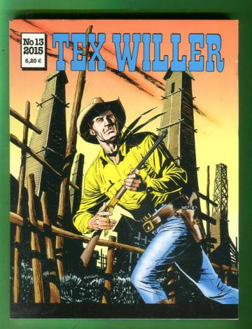 Tex Willer 13/15