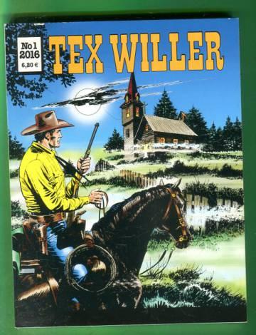 Tex Willer 1/16