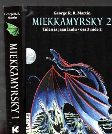 Tulen ja jään laulu 3 - Miekkamyrsky 1-2
