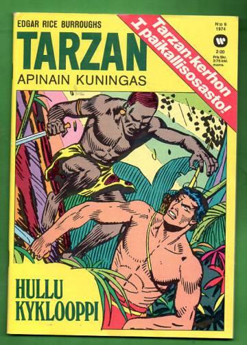 Tarzan 6/74