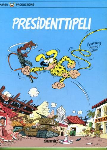 Marsupilami 5 - Presidenttipeli