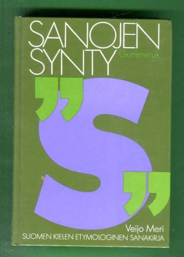 Sanojen synty - Suomen kielen etymologinen sanakirja