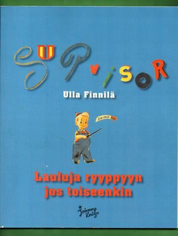 Supvisor - Lauluja ryyppyyn jos toiseenkin