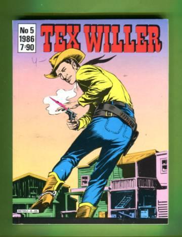 Tex Willer 5/86