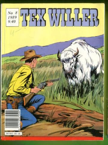Tex Willer 8/89