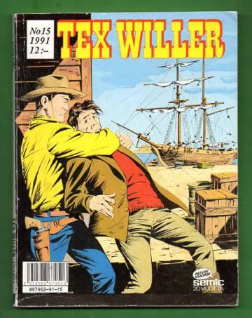 Tex Willer 15/91